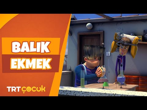 TRT ÇOCUK / RAFADAN TAYFA / BALIK EKMEK