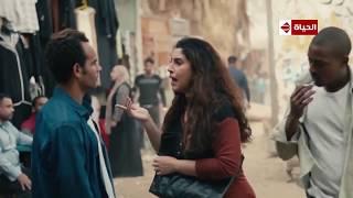 ايوب | تحرش بسماح في الشارع و خالد ينقذها في اللحظة الاخيرة !