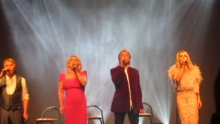 FORMERLY OF BUCKS FIZZ, MAKE BELIEVE TOUR, PRINCE OF WALES THEATRE, CANNOCK 6/11/16