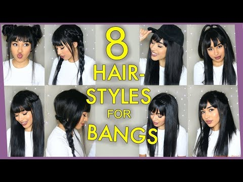 Xxx Mp4 8 FALL HAIRSTYLES FOR BANGS FRINGE LANASUMMER WIGENSCOUNTERS DISCOUNT 3gp Sex