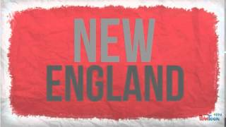 The New England Colonies in 9 min and 39 sec