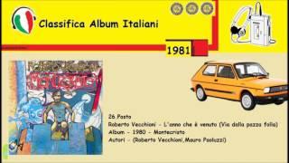 1980 - Roberto Vecchioni - L'anno che è venuto (Via dalla pazza folla)