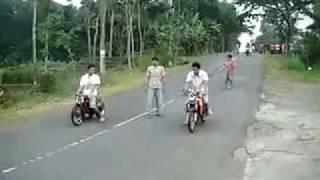 rx king vs ninja menang sak kiloan,,,,(SBR GledeX),,,