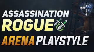 Assassination Rogue BfA 8.0 3v3 Arena Guide - Best Comps, PvP Talents, Azerite Traits and Playstyle
