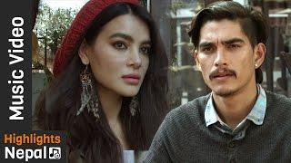 SHAYAD Ft. Shristi Shrestha, Nikun Shrestha | New Nepali Modern Song 2017 | Pawan Rai