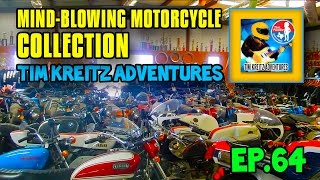 Mike's Mind-Blowing Motorcycle Collection