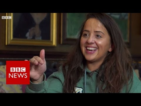 Xxx Mp4 Comedian Bitches About UK Politics After Mother 39 S Death BBC News 3gp Sex