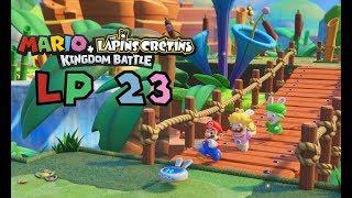 Monde 2-S et revanche - Mario + The Lapins Crétins: Kingdom Battle : LP #23