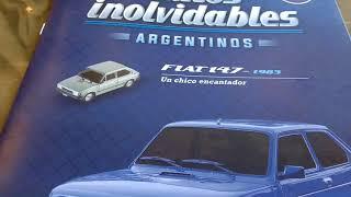 Fiat 147 autos inolvidables Salvat colección