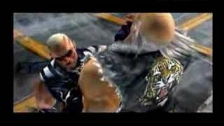 Tekken 5: Raven Interludes