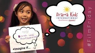 #Imagine If...Drama Kids Rock the World!