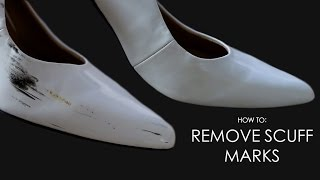 Life Hack| How to Remove Scuff Marks from Patent Leather Shoes (EASY + FAST)