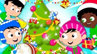 We Wish You A Merry Christmas | Christmas Songs | Nursery Rhymes Videos For Toddlers by Kids Tv