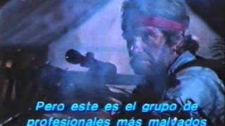 The Order of the Black Eagle (1987) Trailer Argentino VHS