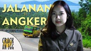 5 JALANAN PALING ANGKER DI INDONESIA!! #POJOKMISTERI