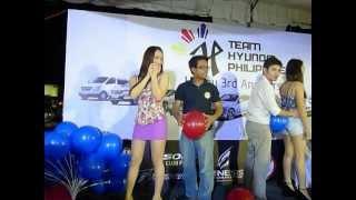 PAULENE SO Team Hyundai Philippines 3rd Year Anniversary