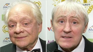 Only Fools And Horses David Jason & Nicholas Lyndhurst Interview