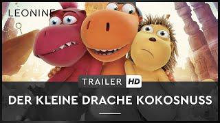 Der kleine Drache Kokosnuss - Auf in den Dschungel! - Trailer (deutsch/german; FSK 0)
