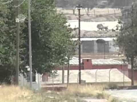 Türkiye, Suriye Sınırına Füze Rampaları Yerleştirdi