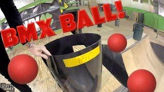 NEW SKATEPARK GAME-BMX BALL!