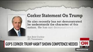 GOP Senator Bob Corker slams President Trump
