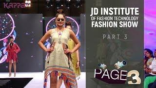 JD Institute Of Fashion Technology Fashion Show(Part 3) - Page 3 - Kappa TV
