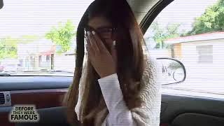 Mia khalifa asked stranger to fuck