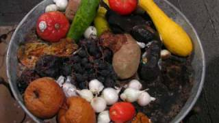 Fruit and Vegetable Decomposition, Time-lapse