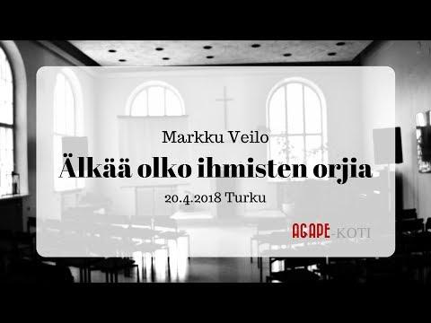 Xxx Mp4 Älkää Olko Ihmisten Orjia Markku Veilo 20 4 2018 3gp Sex