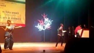 awesome dance at Dr Babasaheb Ambedkar 125th Birth Anniversary