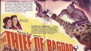 The Thief of Bagdad (1940) - Suite - Miklos Rozsa