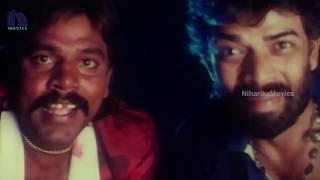 Vinod Action Scene - Srivari Priyuralu Movie Scenes