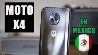Moto X4 En México | Precio y Disponibilidad!!!