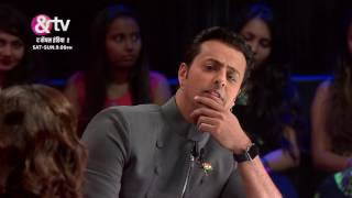 Coach Shaan Catches Cold   The Blinds   Moment   The Voice India S2   Sat-Sun, 9 PM