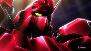 Gundam Build Fighters Try OST - Meijin Six Times The Passion Of Ordinary Flamenco「HD」