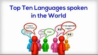 Top 10 languages Spoken in the World | General Knowledge