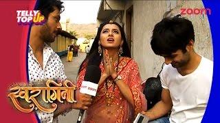 Ragini's Real Life Friendship With Sanskar & Lakshya | Telly Top Up