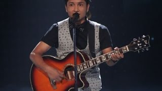 The Voice India -Pawandeep Rajan Performance in The Battle Round Official 2015..:-)
