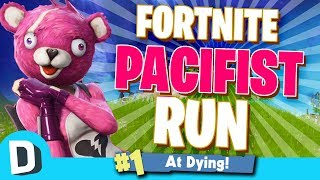 Fortnite Pacifist Run: We Try to Make a Dance Party