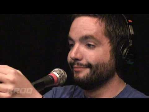 A Day To Remember Monument Acoustic Live at KROQ