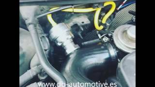 blow off diesel Seat Leon 1.9 tdi 1m kit valvula descarga db auto