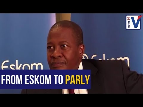 WATCH: 5 things to know about the newest member of Parliament, Brian Molefe