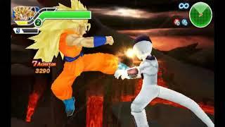 DBZ TTT Avance:Goku FNF All Forms