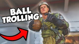 COD WW2 HIDDEN GRIDIRON BALL TROLLING AND FUNNY MOMENTS!!