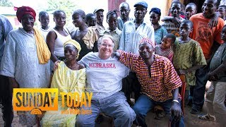 Howard Buffett Lives A Small-Town Life As He Makes The World A Better Place | Sunday TODAY