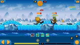Mobi army3 : camapthep vs yeuvsyeu (1 trận vui)