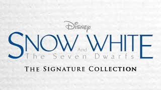 Snow White and the Seven Dwarfs   -  Walt Disney Signature Collection Trailer