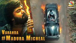 Simbu AAA Teaser Preview | Madurai Michael, Adhik Ravichandran, Shriya Saran