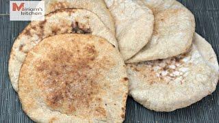 balady bread عيش بلدي مصري بالردة