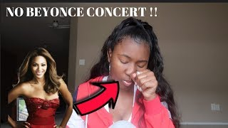 I CANT BELIEVE IT ... I MISSED THE BEYONCE CONCERT | IAMJUSTAIRI